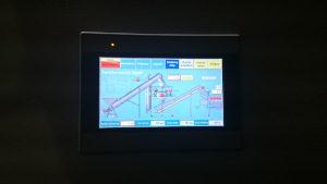 Ovládací panel PL280